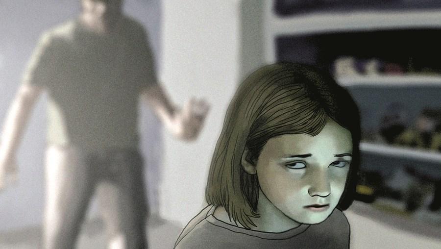 Menina sofre abusos