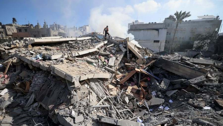 Conflitos em Gaza