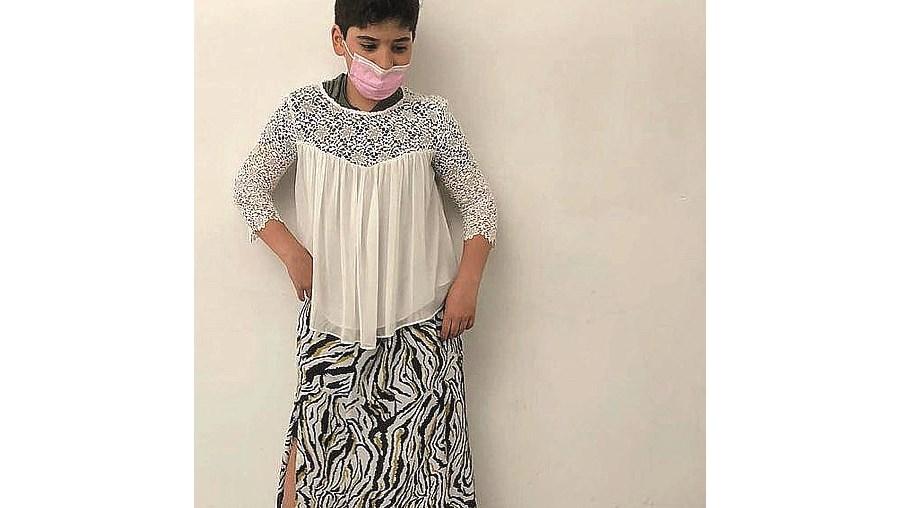 """'Dia da saia' levou rapazes a usarem esta peça de roupa, para """"incentivar a tolerância"""""""