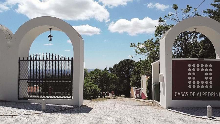 Casas de Alpedrinha conciliam descanso e vista deslumbrante
