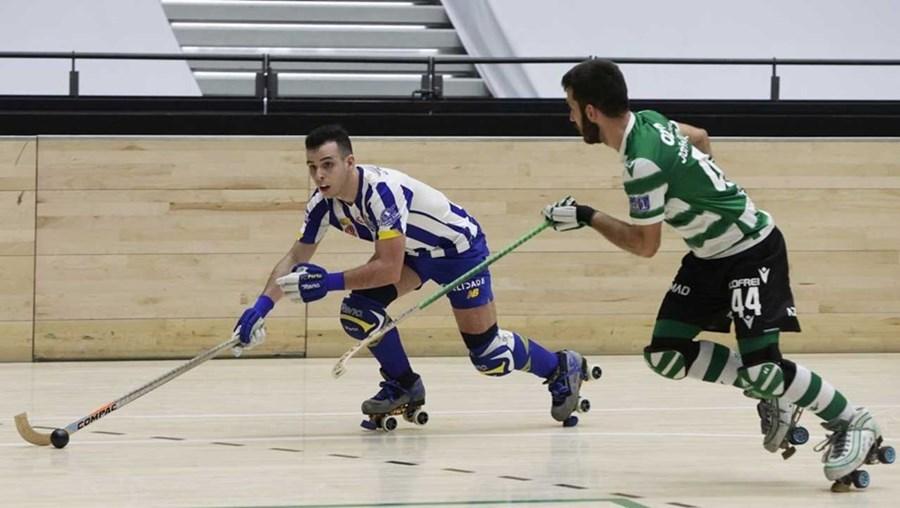 Sporting sagra-se campeão europeu de hóquei em patins após vencer FC Porto