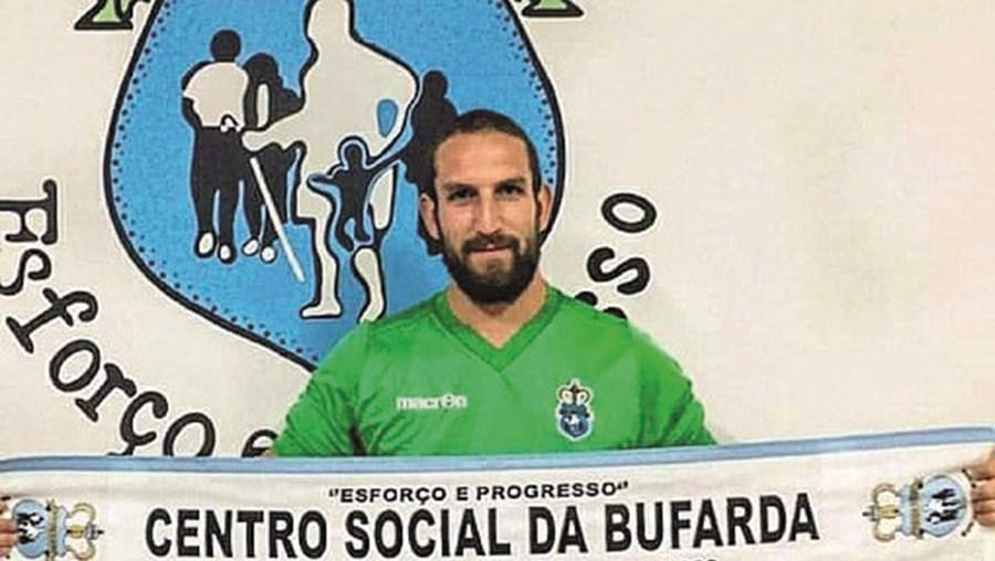 Ricardo Costa era jogador do Centro Social da Bufarda