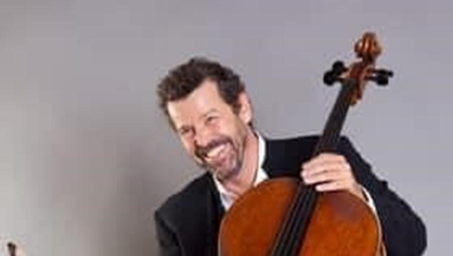 Violoncelista Paulo Gaio Lima