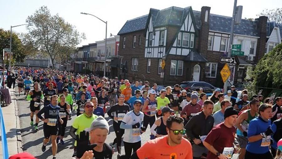 Maratona de Nova Iorque em 2019