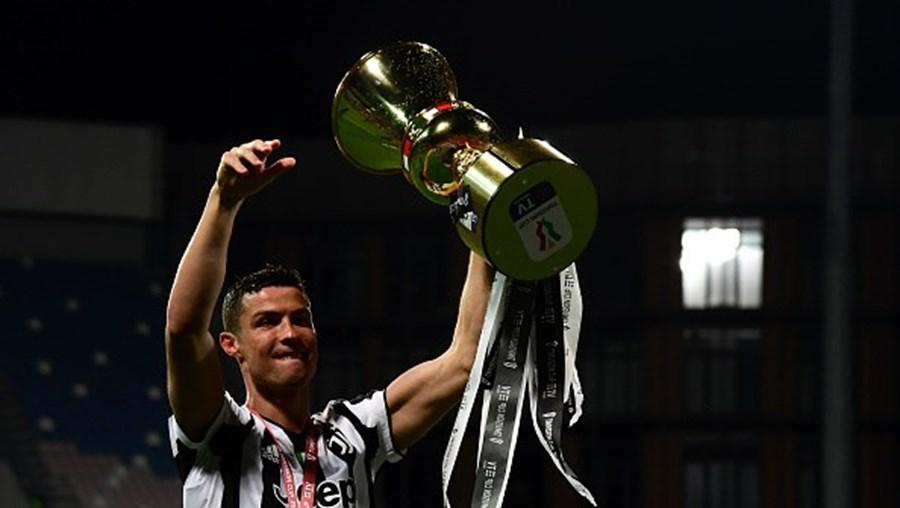 Juventus de Cristiano Ronaldo derrota Atalanta e conquista a Taça de Itália