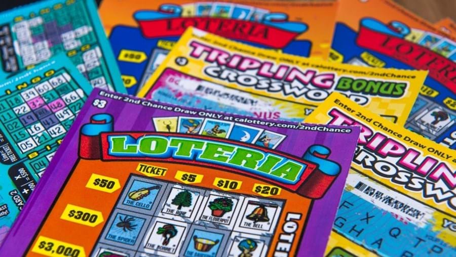 Bilhete lotaria