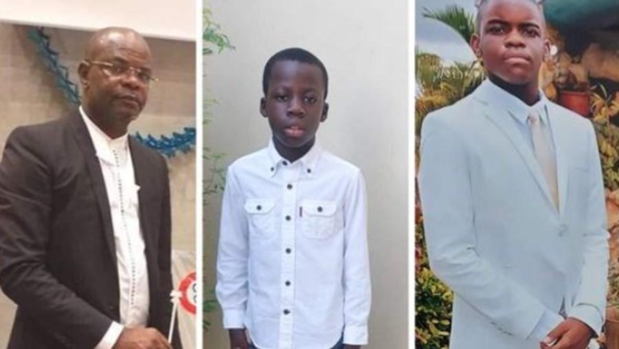 Homem, filho e sobrinho menores encontrados mortos na bagageira de carro em Luanda
