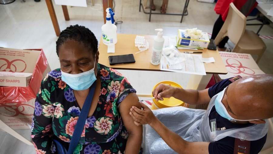 Vacinação covid-19 em África