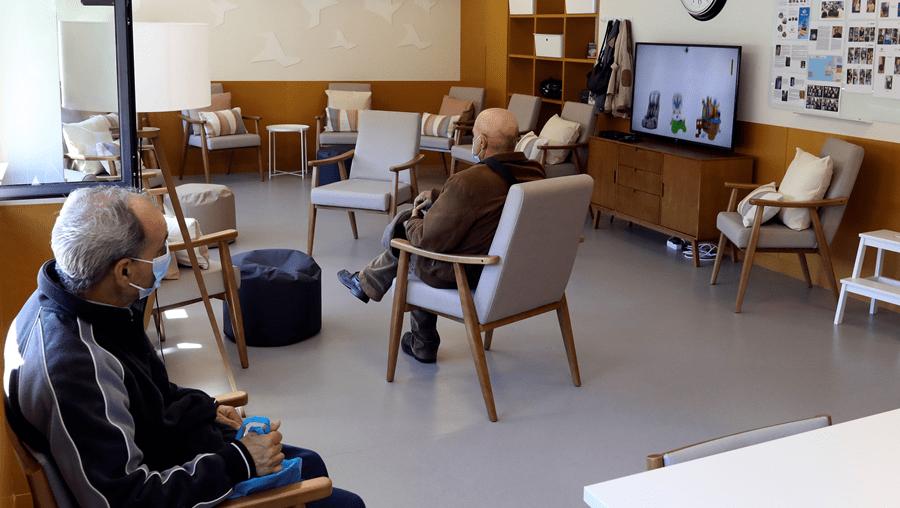 O novo Centro Intergeracional Ferreira Borges abriu portas este mês na freguesia de Campo de Ourique sob gestão da Santa Casa da Misericórdia de Lisboa