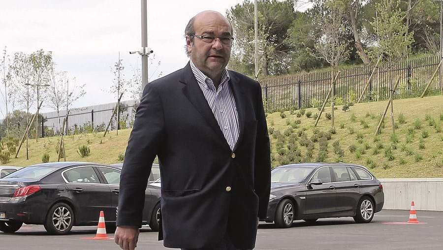 Hermínio Loureiro demitiu-se da vice-presidência da Federação Portuguesa de Futebol