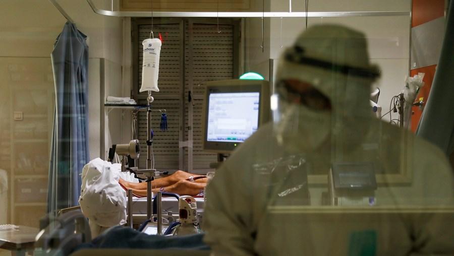 Pandemia da Covid-19 nos hospitais portugueses