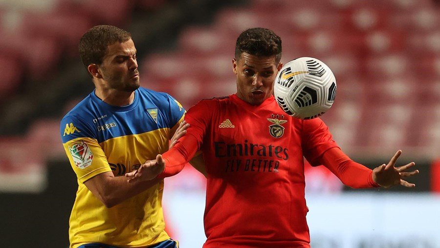 Pedrinho custou 18 milhões de euros à SAD do Benfica, no ano passado