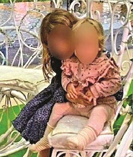 Meninas desaparecidas têm 1 e 6 anos