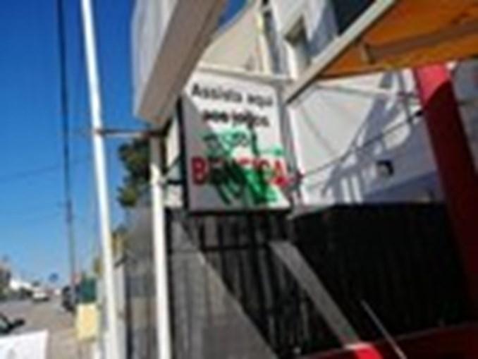 Casa do Benfica de Quinta do Conde vandalizada durante a noite