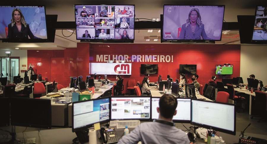 CMTV conseguiu ter três programas no top 20 dos mais vistos do dia