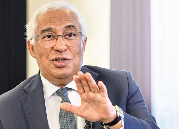 António Costa é primeiro-ministro desde novembro de 2015