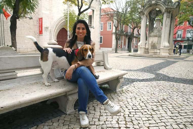 Simão, o guia turístico da cidade de Lisboa
