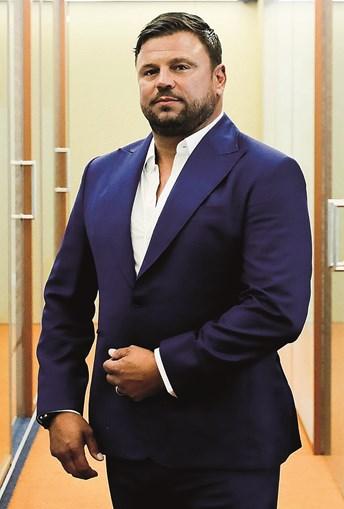 Alexandre Cavalleri é administrador da empresa Iguarivarius, que detém as ações da Vela Yacht Limited