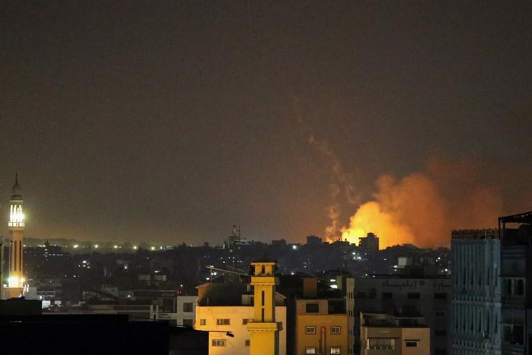 Ataque à Faixa de Gaza