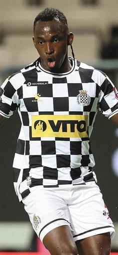Elis (Boavista) já apontou oito golos no campeonato e tem o perfil definido pelos portistas