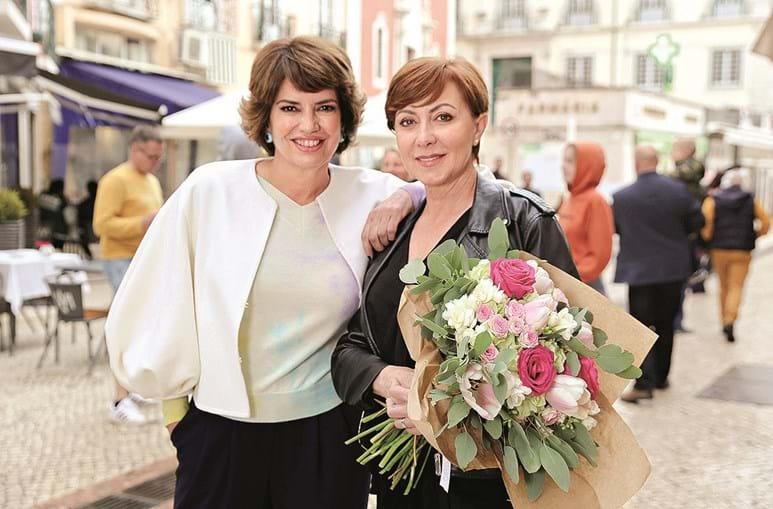 Bárbara Guimarães recorda momento especial em programa '24 Horas de Vida' (SIC)