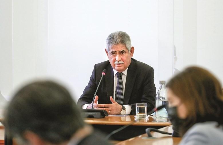 Luís Filipe Vieira foi ouvido na comissão parlamentar de inquérito ao Novo Banco. A audição decorreu a 10 de maio na Assembleia da República