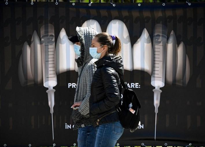 Roménia oferece vacinas Covid-19 junto ao castelo do Drácula