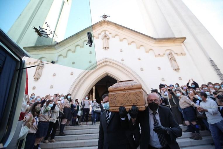 O último adeus a Maria João Abreu
