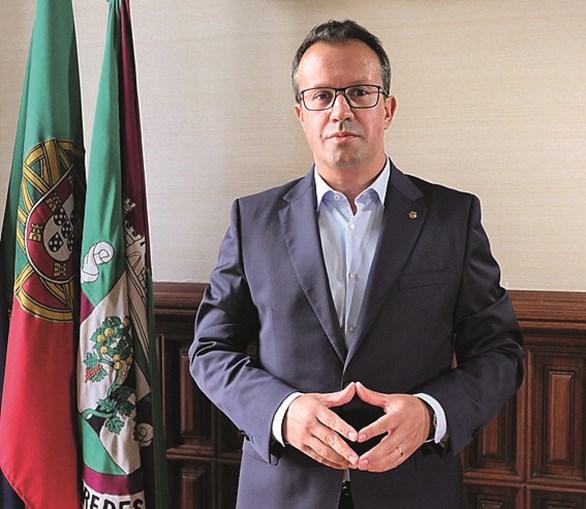 Presidente da Câmara de Paredes, Alexandre Almeida