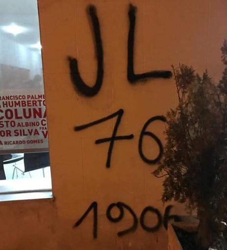 Casas do Benfica de Almada e Torres Vedras vandalizadas durante a madrugada
