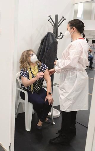 Maioria dos professores estão imunizados