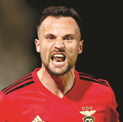 Seferovic já realizou 45 jogos em todas as competições e fez 24 golos