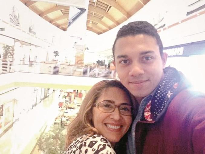 Lucas Paulo e Teresa