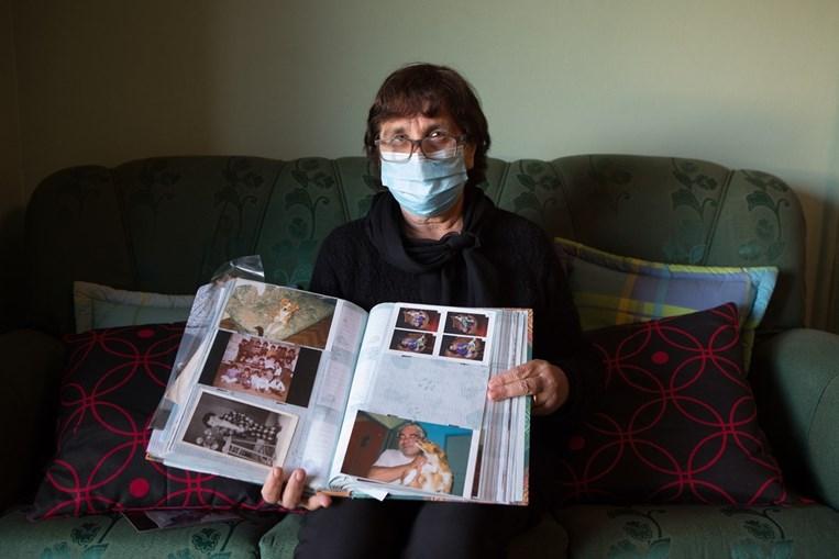 Maria Licínia Rodrigues, mãe da vítima, não se conforma