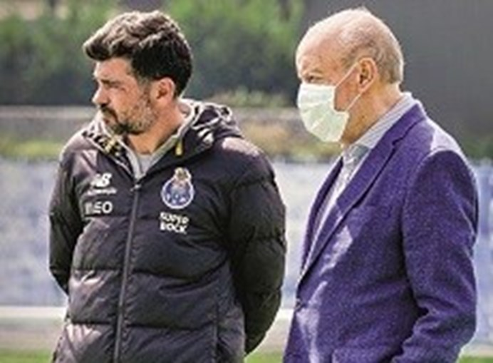 Pinto da Costa e Sérgio Conceição na mira das autoridades