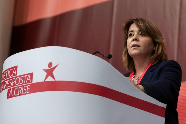 Catarina Martins , coordenadora do BE