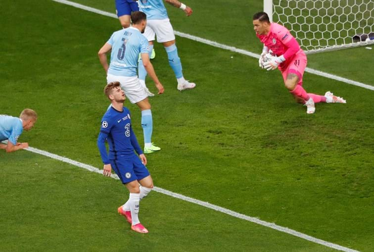 Manchester City defronta Chelsea na Final da Liga dos Campeões