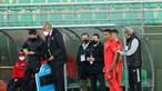 Pedrinho sai do Benfica magoado com Jorge Jesus