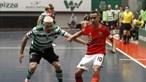 Sporting bate o Benfica e volta a ser campeão nacional de futsal
