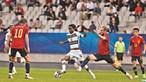 Seleção nacional de Sub-21 luta por vitória histórica