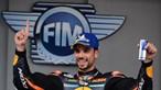 Miguel Oliveira foi o mais rápido nos treinos livres do GP da Alemanha de MotoGP