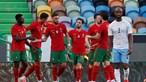 Portugal com vitória confortável frente a Israel antes de seguir para o Europeu