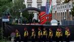 Segurança e vigilância apertadas à Seleção na Hungria
