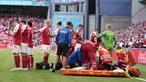 'Estável': Federação de Futebol da Dinamarca revela estado de Eriksen