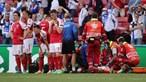 'Está de bom humor': Médico da seleção da Dinamarca faz o ponto da situação sobre Eriksen