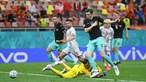 Áustria vence frente à Macedónia por 3-1