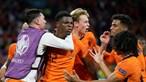 Holanda derrota Ucrânia por 3-2 em Amesterdão