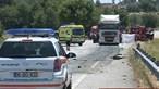 Dois mortos em acidente entre camião e carro em Tondela