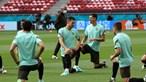 Seleção portuguesa sem novos casos de Covid-19 em véspera da estreia no Europeu