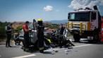 Pai e filho morrem em colisão brutal no IP3 em Tondela